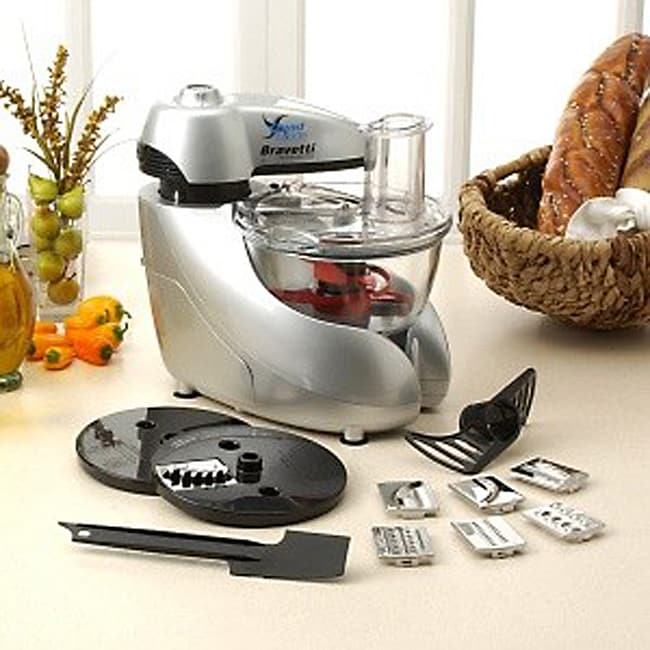 Bravetti Swivel-head Food Processor