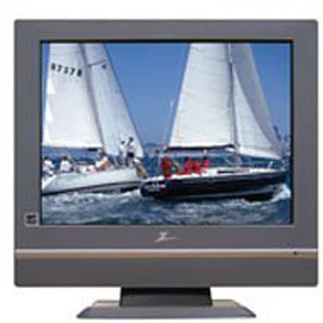shop zenith z20lcd1 20 inch lcd tv refurbished free shipping rh overstock com 29 Flat Panel TV Flat Screen TV Display
