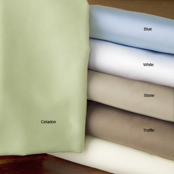 Egyptian Cotton 400 Thread Count Sateen Sheet Set