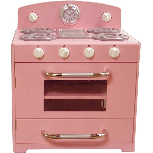 Little Chef's Stove Play Set