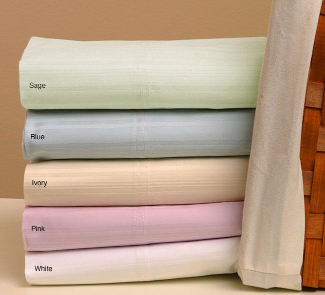 Egyptian Cotton 600 Thread Count Sheet Set