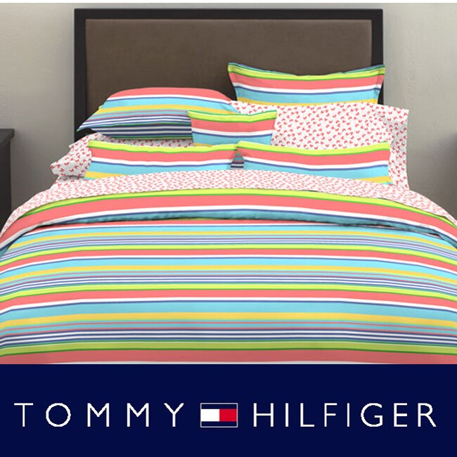 Tommy Hilfiger Highland Beach 7-piece Bedding Ensemble