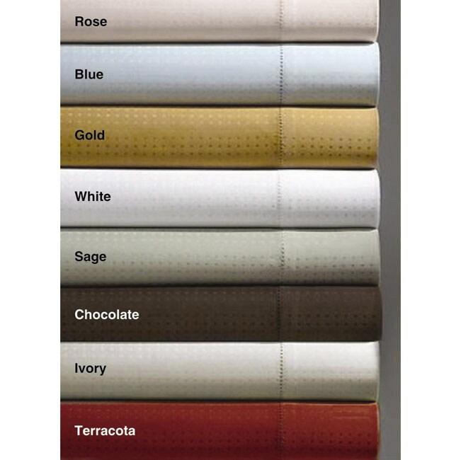 Egyptian Cotton 330 Thread Count Sheet Set