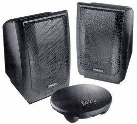 Thumbnail Advent Acoustic AW820 900MHz Wireless Speakers