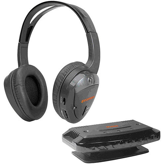ac797cba808 Shop Sylvania SYL-WH930CS Wireless Headphones - Free Shipping On Orders Over  $45 - Overstock - 3298336