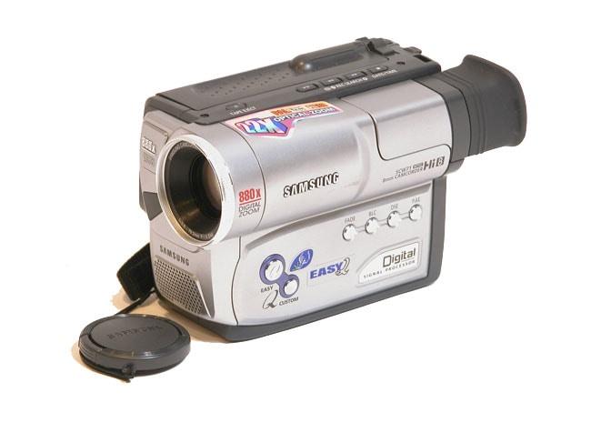 Samsung SCW71 Hi8 Digital Video Camcorder (Refurbished)
