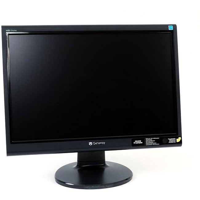 Gateway FPD1975w 19-inch Widescreen LCD Monitor (Refurbished)