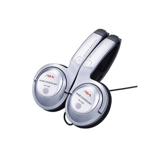 Aiwa HP-CN6 Noise-canceling Headphones (Refurbished)