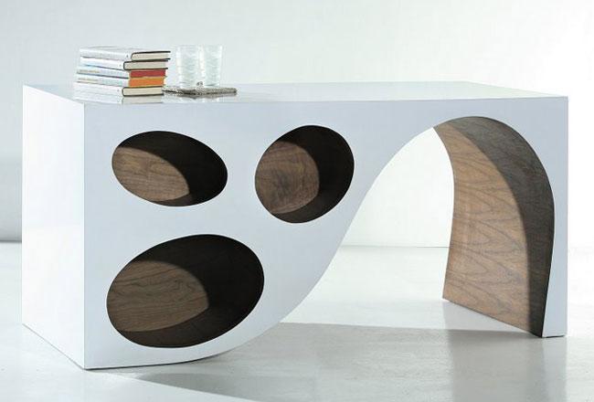 Iceberg Modern Desk