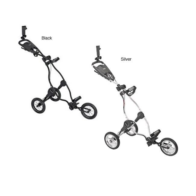 BagBoy Compact LX Golf Push Cart
