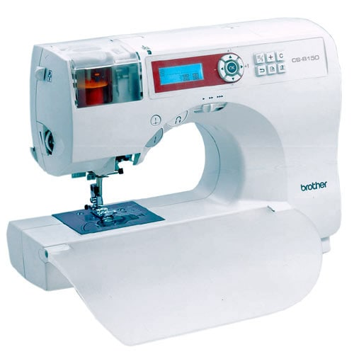 Brother CS 8150 Computerized 150 Stitch Sewing Machine (Refurbished)