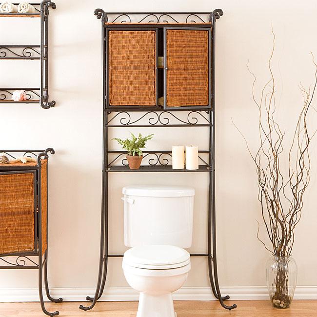 Alma Rattan Bathroom Esaver