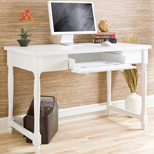 dover white computer desk free shipping today 88165
