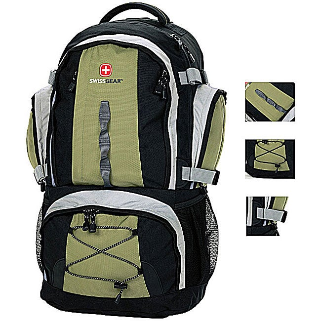 Wenger Swiss Gear Neuchatel Internal Frame Backpack - Free ...