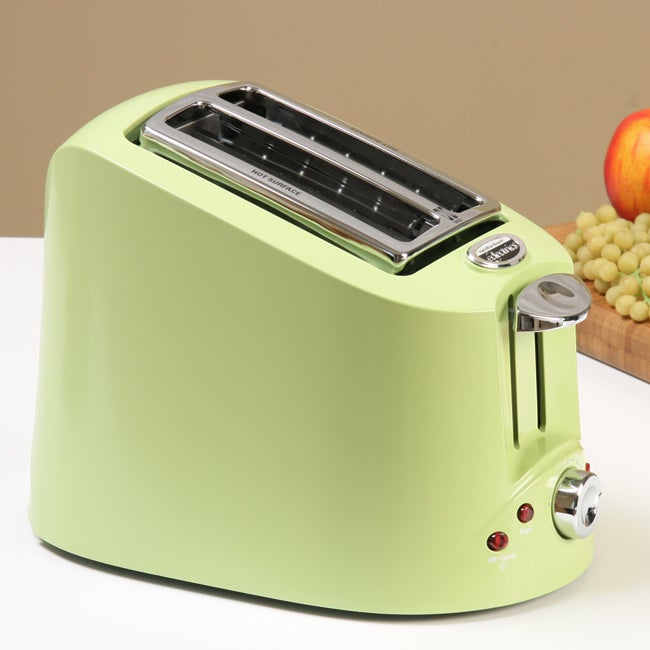 Hamilton Beach Apple Green Eclectrics Toaster Free
