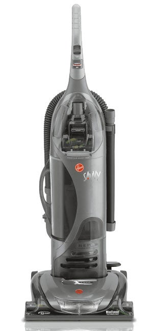 Shop Hoover Savvy Bagless Upright Vacuum Cleaner Free
