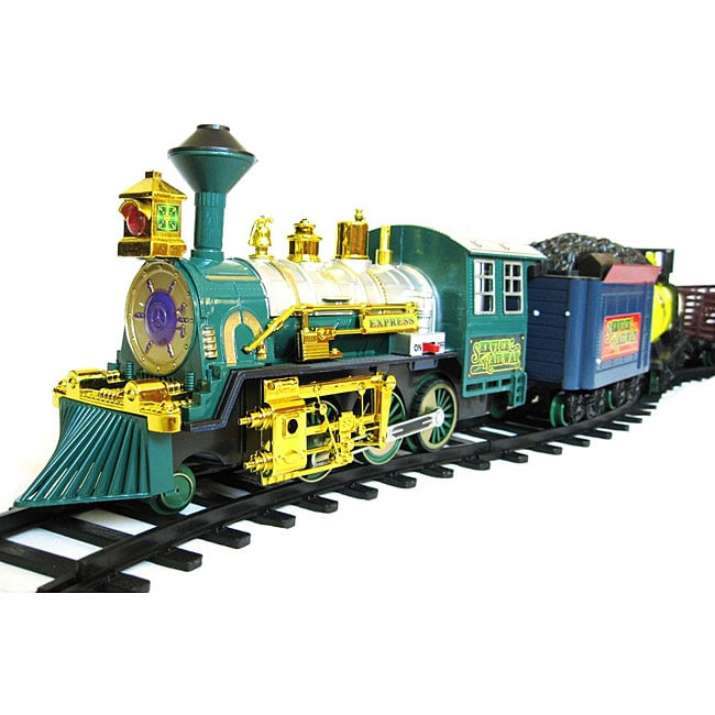 Union Express Electric Train Set