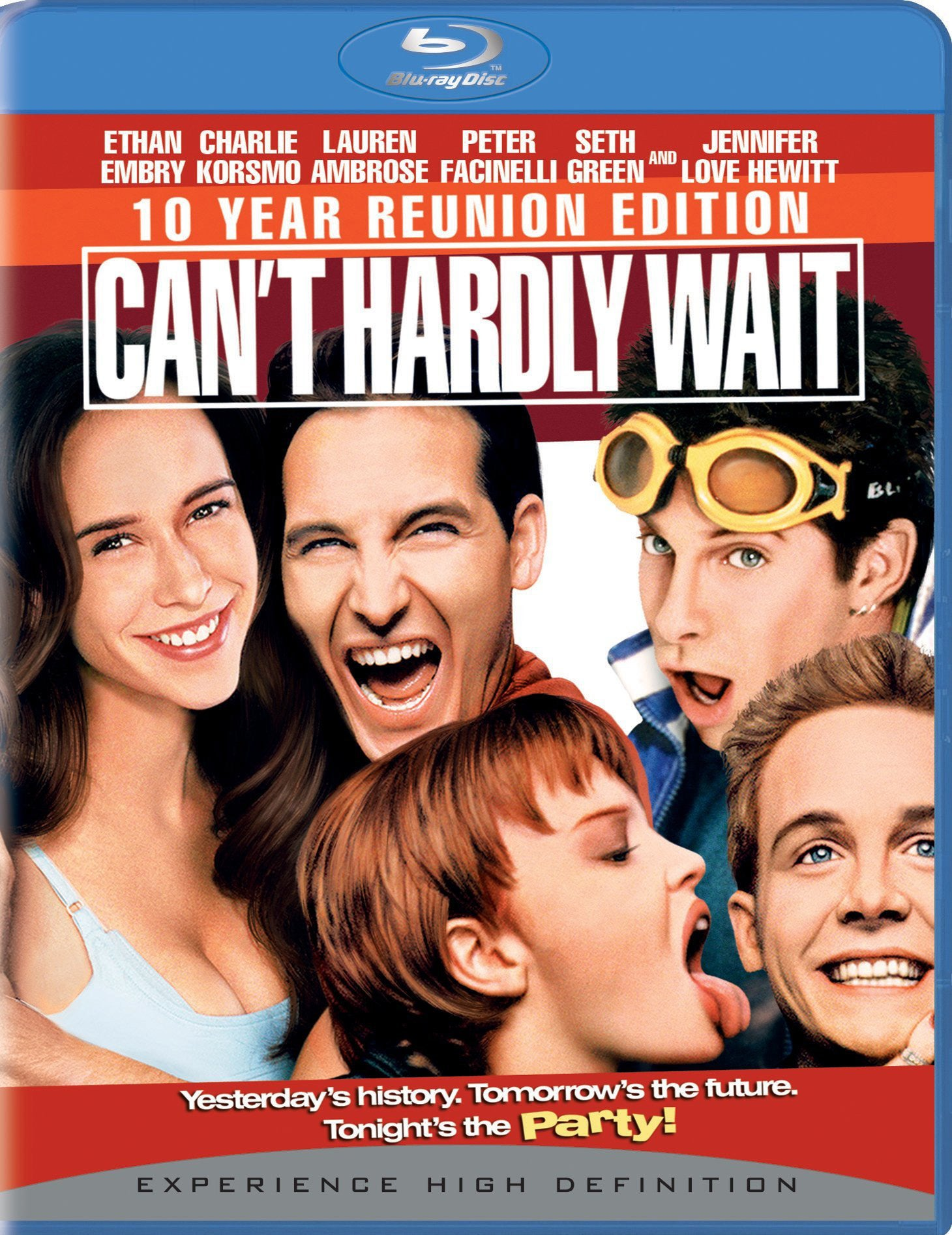 Can't Hardly Wait (10th Anniversary Edition) (Blu-ray Disc)