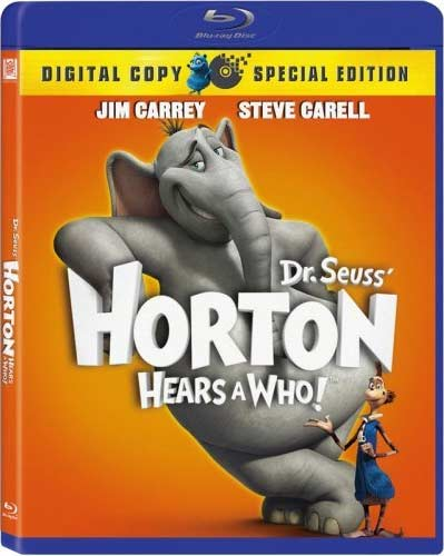 Horton Hears A Who (Blu-ray Disc)