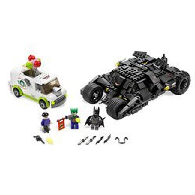 Lego Batman and Joker 267-piece Block Set