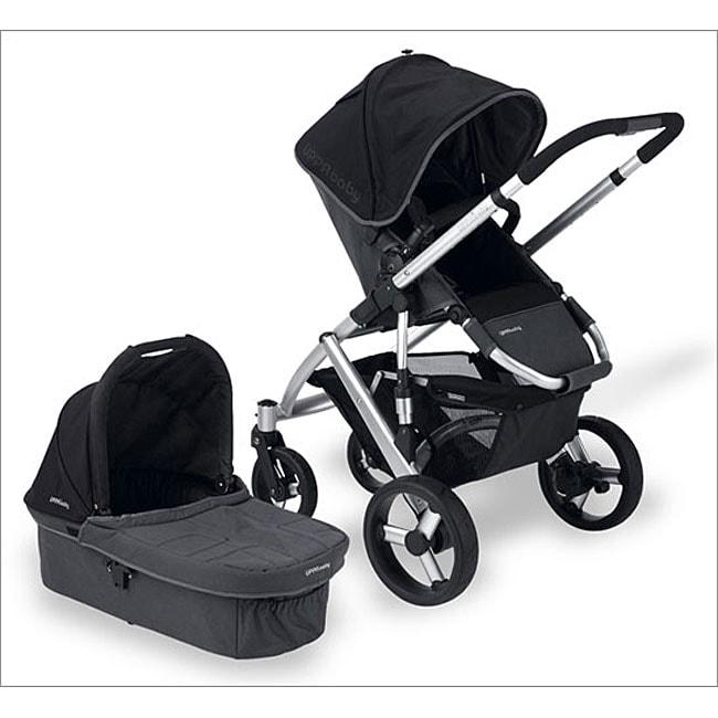 UPPAbaby VISTA Stroller System in Black Vista - Free ...