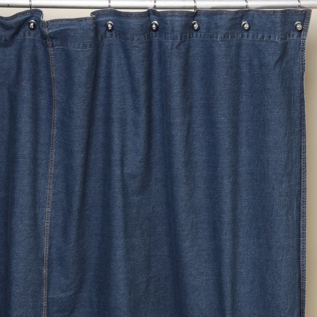 Tommy Hilfiger Denim Shower Curtain Free Shipping Today