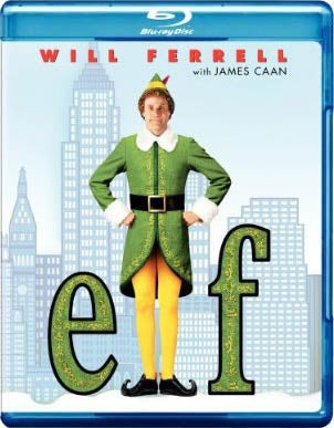 Elf (Blu-ray Disc)