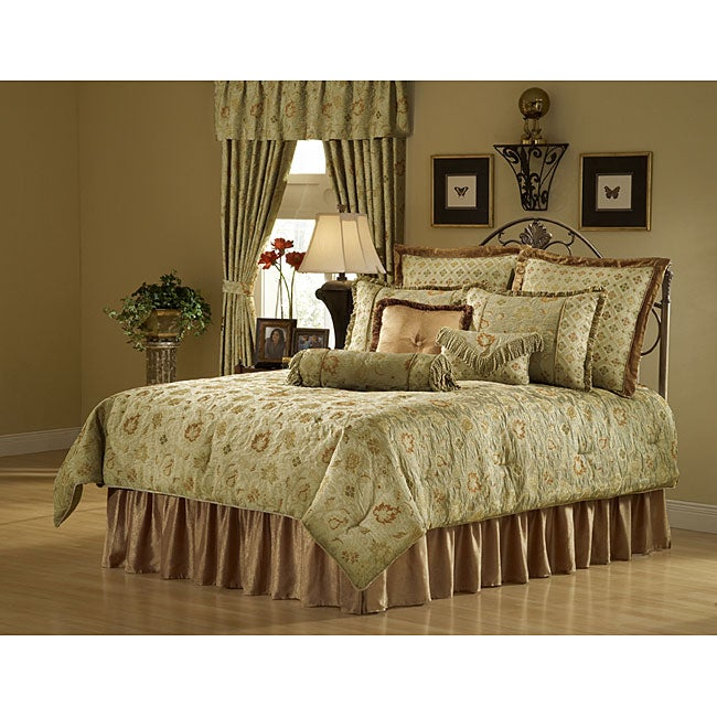 Charleston Premier 10-piece King Comforter Set