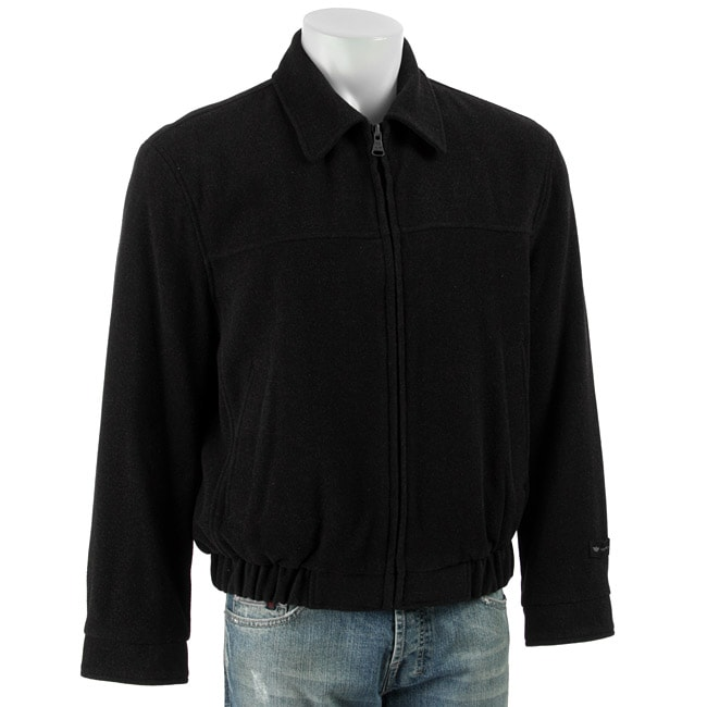Dockers Men S Wool Bomber Jacket Free Shipping Today