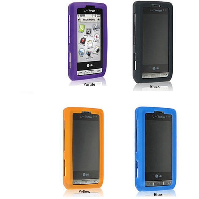 Silicone Phone Covers For Lg Dare 88