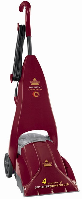 Bissell Powerlifter Powerbrush Steam Cleaner Free