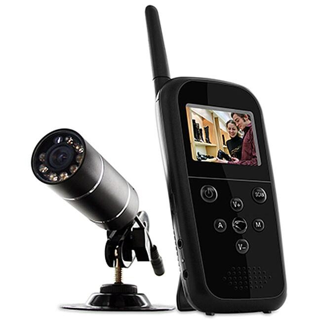 Phoenix1 Indoor Outdoor Wireless Monitor Security Camera