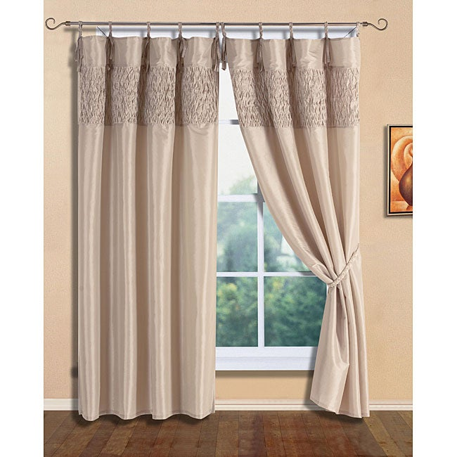 Smocked Top Window Panel Free Shipping On Orders Over