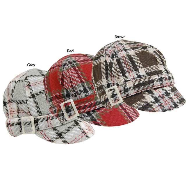 Adi Designs Muffy Fleece-lined Wool Fashion Cap