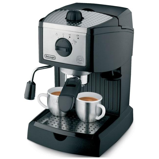 DeLonghi EC155 Pump Espresso and Cappuccino Machine