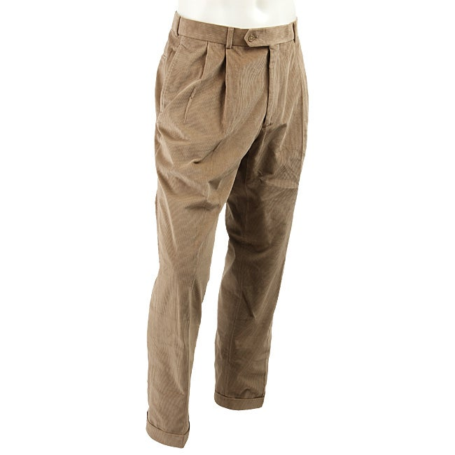 Corduroy Pants for Men Complete your everyday ensemble with Men's Corduroy Pants from Kohl's. We have all the brands you want, including men's Croft & Barrow corduroy pants.