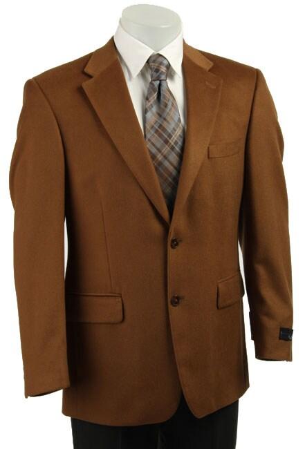 Bill Blass Men's 100-percent Cashmere Sportcoat