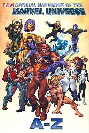 Official Handbook of the Marvel Universe a to Z 6 (Hardcover)