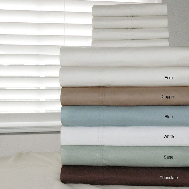 Egyptian Cotton 500 Thread Count 6-piece Sheet Set