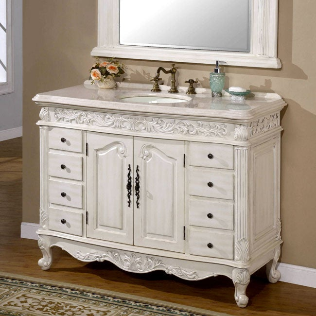 ica furniture andromeda single sink bathroom vanity free shipping