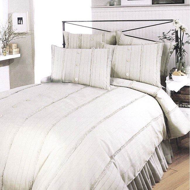 Sorrento Twin-size Duvet and Sham Set