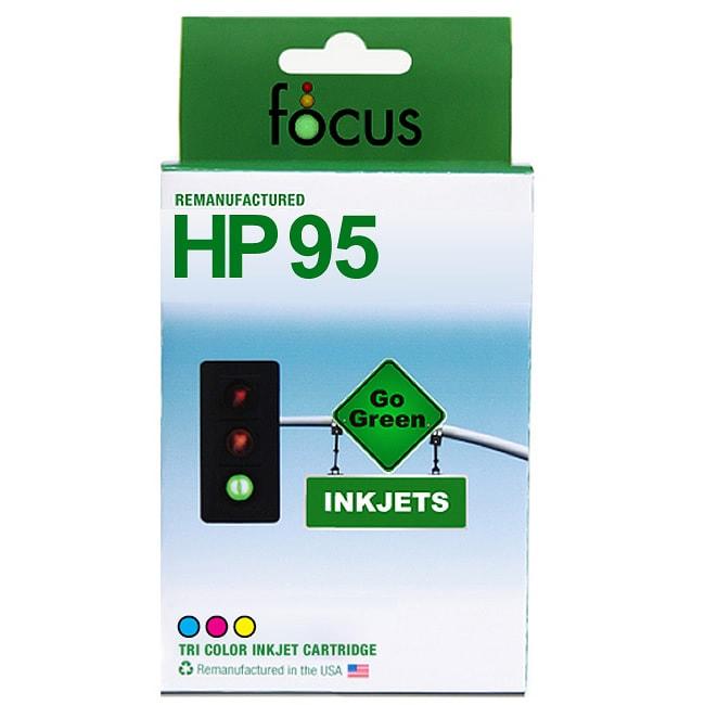 HP 95 Tri-color Ink Cartridge (Remanufactured)