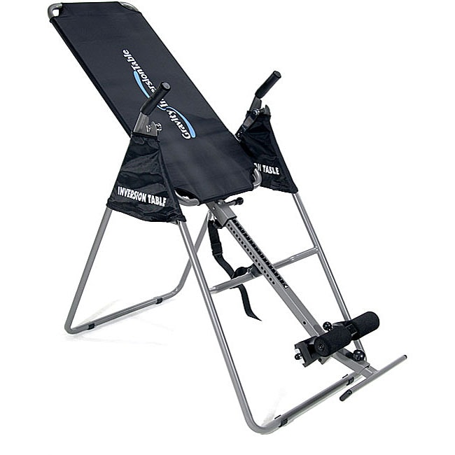 Gravity inversion therapy table free shipping today for Table inversion