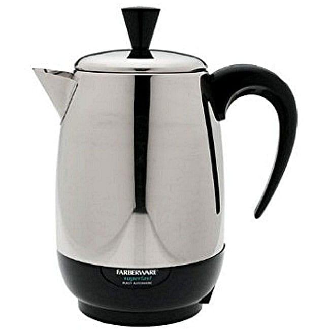 Farberware Millenium Automatic 4-cup Percolator