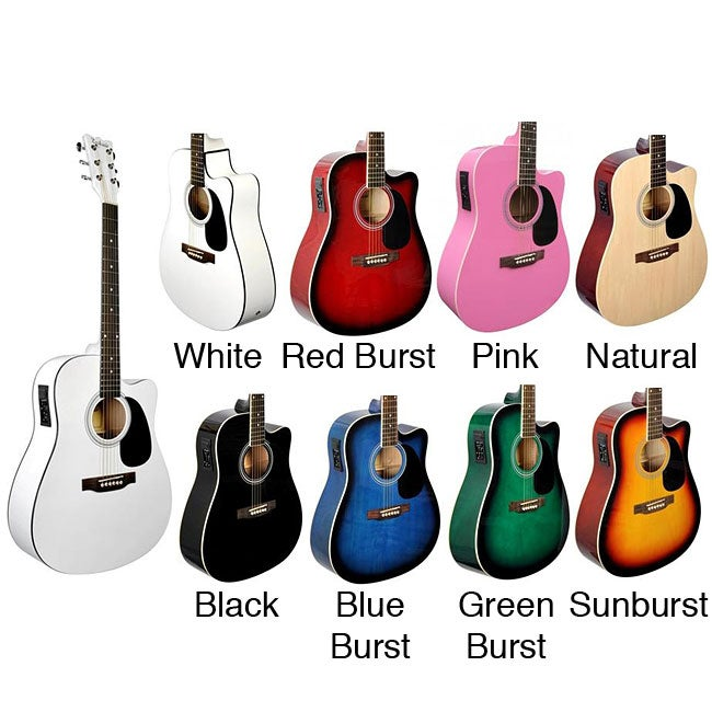 Classic Acoustic/ Electric Guitar