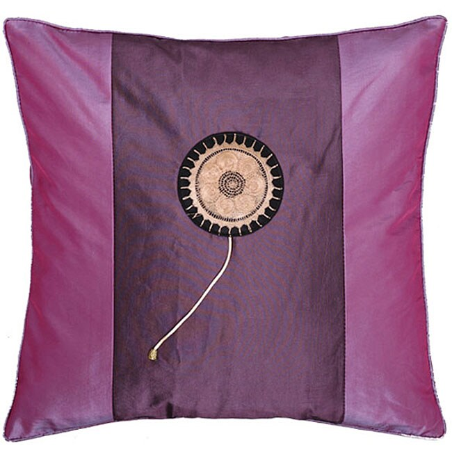 Purple and Violet Decorative Cushion Cover