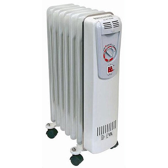 Deluxe Oil-filled Electric Radiator Heater - Free Shipping Today
