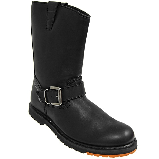 Harley Davidson Men S Leather Riding Boots Free Shipping