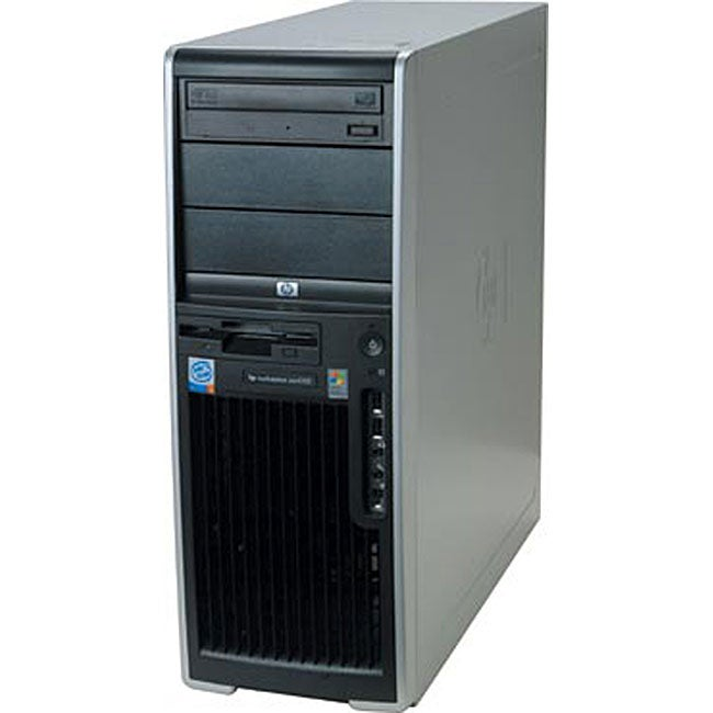 HP XW4300 Tower Desktop Computer (Refurbished)