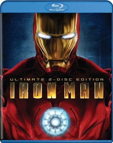 Iron Man Ultimate 2-Disc Edition (Blu-ray Disc)